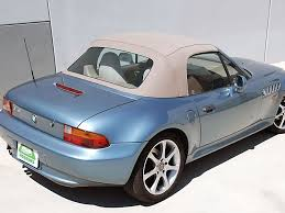 bmw z3 1996. BMW Z3 1996-2002 Top, Stayfast Cloth, Tension Cables, Rain Guards Bmw 1996