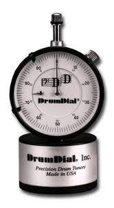 Drumdial Tuning Chart Amazon Com Drumdial Drum Tuner Musical Instruments