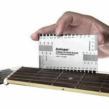 Bass Conversion Chart Details About Durable String Action Ruler Gauge Tool In Mm For Guitar Bass Mandolin Banjo Wk