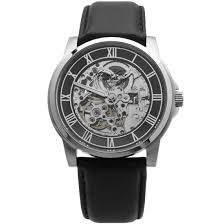 kenneth cole automatic skeleton dial mens watch kc1514 kc1514 kenneth cole skeleton dial mens watch