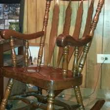 wooden rocking chair. Large Rocking Chairs Antique Wooden Solid Wood Carved Chair