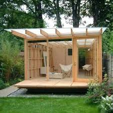 outdoor shed office. Outdoor Shed Office Garden Offices Plans . T