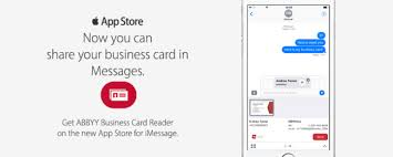 The New Way To Send Your Business Cards And Other Features Of Bcr