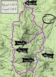 Three Sisters Loop Hike Oregon