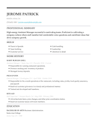 waitress duties on resume unforgettable restaurant server resume examples to stand out
