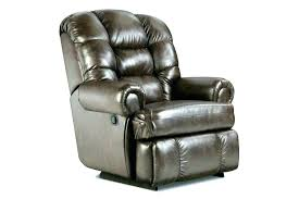 big and tall leather recliner chair massage only shipped regularly rocker