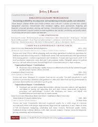executive chef resume berathencom - Dessert Chef Job Description