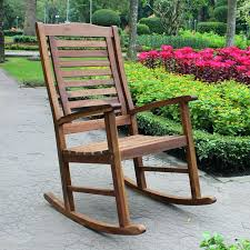 wood rocking chair outdoor wood small rocking chair outdoor