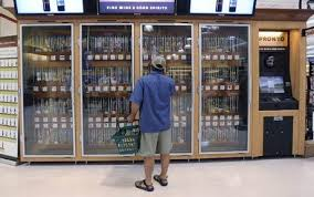 Big Vending Machine Amazing Pennsylvania Introduces First Vending Machine For Wine Telegraph