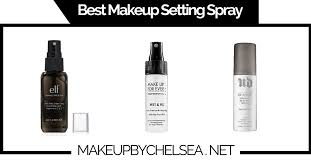 best makeup setting spray of 2019