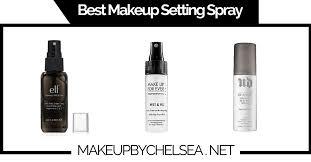 best makeup setting spray of 2019