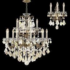 schonbek la scala 5075 l chandelier sconce set