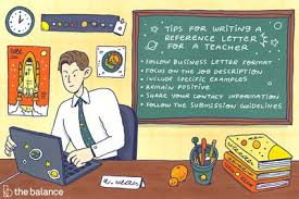 Pattern Of Reference Letter Samples Of Reference And Recommendation Letters