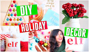 diy holiday room decorations redo your room with easy decor 2015