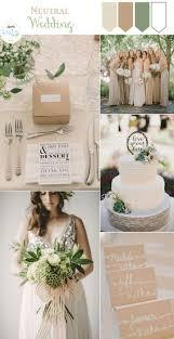 Best 25 Neutral Wedding Colors Ideas On Pinterest Neutral
