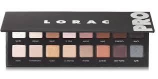 lorac pro palette eyeshadow palette