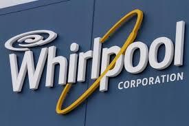 whirlpool logo. the logo has forgone \u0027swirl\u0027 above whirlpool\u0027s \u0027w\u0027, which was originally added in 1960 and a symbol of laundry products. (reuters) whirlpool d