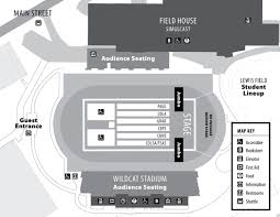 Unh Wildcat Stadium Seating Chart Media Advisory 2018 University Of New Hampshire