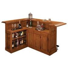 house bar furniture. hillsdale furniture classic large bar with 12 wine bottle storage side foot rest china oak and wood veneer mdf construction in house