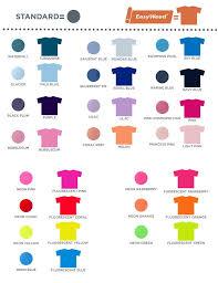 Siser Color Chart Siser Easyweed Fluorescent Htv Sheets