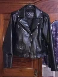 women s vegan biker jacket