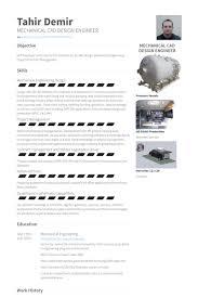 Mechanical Design Engineer Resume Samples Cad Desigh Mechanical Design Engineer Resume Houriya Media