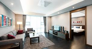 Two Bedroom Serviced Apartments Fraser Place Central Seoul Best 2 Bedroom Apartments Dubai Decor