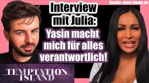 Temptation Island 2021 - Interview mit Julia