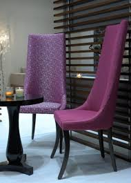 the most stylish and attractive tall back dining chairs for provide residence pertaining to 17