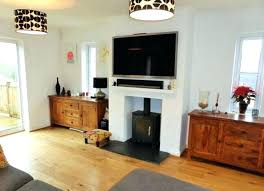 can you put a tv above a fireplace wire above fireplace installed elegant best wall images on of elegant put tv on brick fireplace
