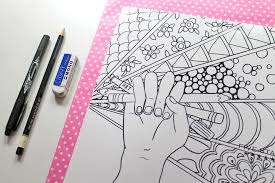Small Picture Create Your Own Coloring Page Back To School Supplies