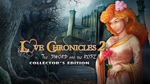 Image result for love chronicles the sword and the rose collector's edition