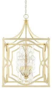 blakely 6 light foyer capital gold