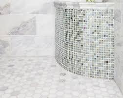 white shiny marble floor. Fine Shiny Marble Hex Tile Mosaic Floor Inside White Shiny Marble Floor