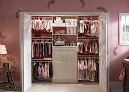 Baby Girl Nursery Closet Organizer Ideas