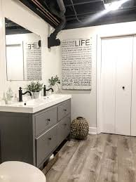 Image Rustic Bathroom Pinterest This Is Your Life Quote In 2019 Bathroom New House Life