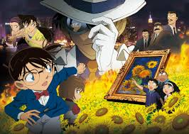 Detective Conan Movie 19 Becomes the Highest Grossing Detective Conan Movie  - Haruhichan