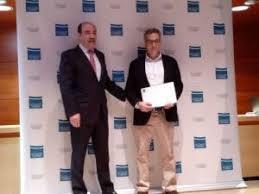 Atlantic Copper premia a Alejandro Mario Ascaso por el mejor relato sobre  el cobre