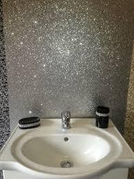 Sparkle Splashback Home Decor Pinterest - Bathroom splashback
