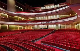 Durham Performing Arts Center In November