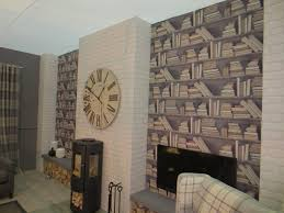 Wallpaper Living Room Feature Wall Baby Nursery Pleasing Living Room Feature Wall Ideas
