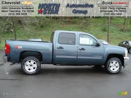 2012 Blue Granite Metallic Chevrolet Silverado 1500 LT Crew Cab ...