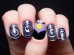 The Disney Diva - Ursula Nail Art   Disney divas, Chalkboard nails ...