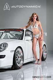 Cars & Girls: Porsche 911 GT3 Cup Racer & Alicia Thill - GTspirit