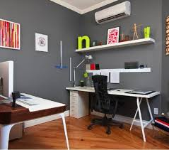 creative home office. Exellent Creative Creative Ideas Home Office Furniture In Small Spaces  With 2 Computer Desks And For Creative Home Office I