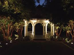 gazebo s lend themselves to beautiful custom outdoor lighting designs that not only make them a focal