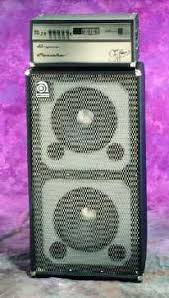 simmons amp. ampeg: the punisher rig simmons amp p