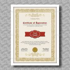 8+ Certificate Of Appreciation Examples & Samples