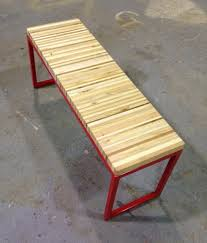 pallet bench coffee table