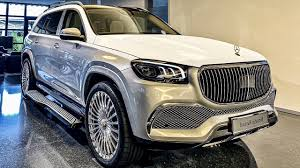 The maybach gls is the luxury marque's first entry into the crossover segment. 2021 Mercedes Maybach Gls 600 The King Of Luxury Suv Youtube